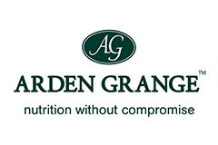 Arden Grange nuitrition Logo - sponsors of crufts