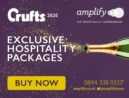Amplify Crufts Exclusive Hospitality Packages