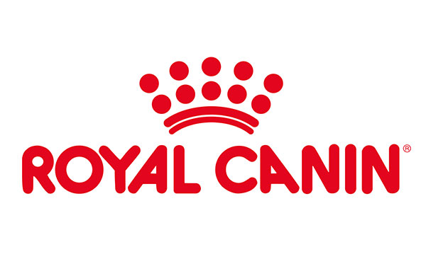 Royal Canin Logo  - sponsors of crufts